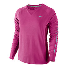 Buy Nike Dri-FIT Sprint Crew Neck Top Online at johnlewis.com