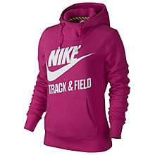 Buy Nike Track & Field Funnel Neck Hoody Online at johnlewis.com