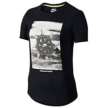Buy Nike Women's Running Legs Revolution T-Shirt Online at johnlewis.com