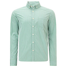 Buy John Lewis Sandwich Peached Stripe Shirt Online at johnlewis.com