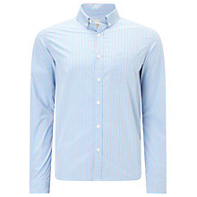 Buy John Lewis Sandwich Stripe Cotton Shirt Online at johnlewis.com