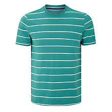 Buy John Lewis Organic Wide Stripe T-Shirt Online at johnlewis.com