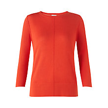 Buy Jigsaw Fine Knit Trapeze Jumper Online at johnlewis.com
