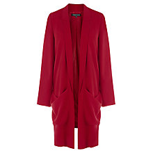 Buy Warehouse Longline Duster Jacket Online at johnlewis.com