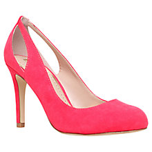 Buy Miss KG Bernadette Cut Out Heel Court Shoes Online at johnlewis.com