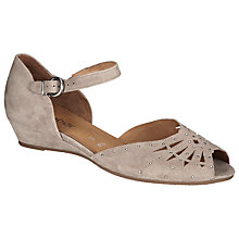 Buy Gabor Amasa Wide Fit Sandals Online at johnlewis.com