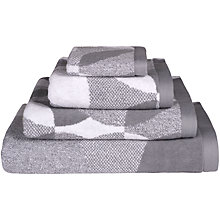 Buy Lindsey Lang Leaf Cotton Towels Online at johnlewis.com
