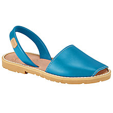 Buy Castell Madonna Leather Sandals Online at johnlewis.com