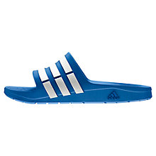 Buy Adidas Duramo Slide Flip Flops Online at johnlewis.com