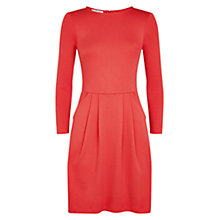 Buy Hobbs Zoey Dress, Cherry Online at johnlewis.com