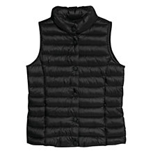 Buy Mango Water Repellent Foldable Gilet Online at johnlewis.com