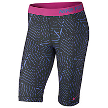 "Buy Nike Pro Bash 11"" Compression Shorts Online at johnlewis.com"