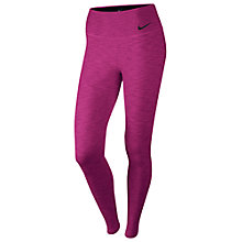 Buy Nike Legendary Training Pants, Fireberry Heather Online at johnlewis.com