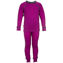 Buy Skogstad Girls' Ringo Merino Wool Base Layer Online at johnlewis.com