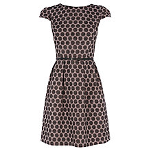Buy Oasis Pastel Spot Dress, Multi Online at johnlewis.com
