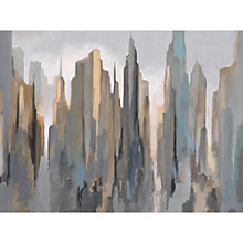 Buy Gregory Lang - Midtown Skyline Online at johnlewis.com