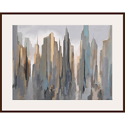 Gregory Lang – Midtown Skyline