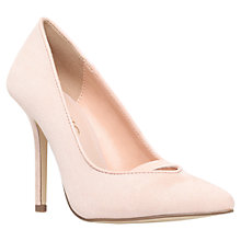 Buy Miss KG Adara High Heeled Stiletto Court Shoes, Nude Online at johnlewis.com