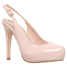 Buy Miss KG Anita Platform Slingback Court Shoes Online at johnlewis.com