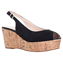 Buy Carvela Klixy High Wedge Heeled Sandals Online at johnlewis.com
