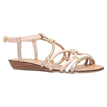 Buy Carvela Kazoo Leather Multi Strap Sandals Online at johnlewis.com