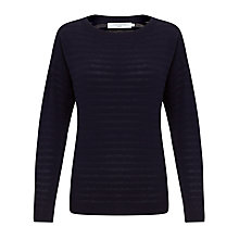 Buy John Lewis Thick And Thin Cotton Jumper Online at johnlewis.com
