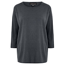 Buy Warehouse Marl Burnout Top Online at johnlewis.com