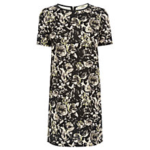 Buy Oasis Photo Floral Print Dress, Multi Online at johnlewis.com