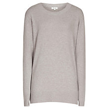 Buy Reiss Demi Cashmere Jumper, Marble Online at johnlewis.com