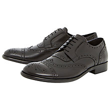 Buy Dune Rubeus Leather Brogues Online at johnlewis.com