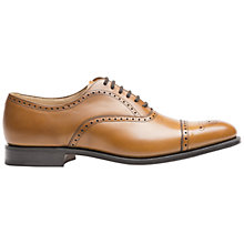 Buy Church's Toronto Lace-Up Brogues, Old Chestnut Online at johnlewis.com