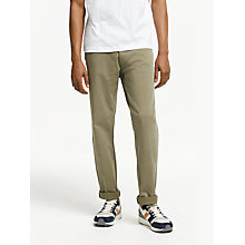 Buy Gant Jason Comfort Fit Tapered Leg Trousers Online at johnlewis.com
