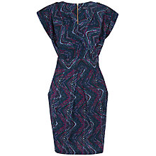 Buy Closet Spot Print Tie Back Dress, Multi Online at johnlewis.com