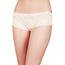 Buy Heidi Klum Intimates Madeline Culotte Shorts, Vintage Cream Online at johnlewis.com