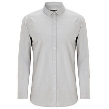 Buy BOSS Mino Puppytooth Spot Shirt, Grey Online at johnlewis.com