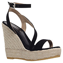 Buy Carvela Klassy High Heeled Wedge Sandals Online at johnlewis.com