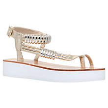 Buy Carvela Klip Platform Sandals Online at johnlewis.com