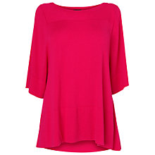 Buy Phase Eight Cassie Swing Jumper, Geranium Online at johnlewis.com