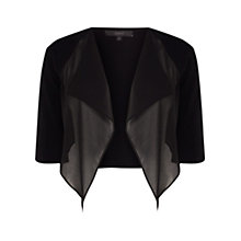 Buy Coast Monique Cover Up, Black Online at johnlewis.com