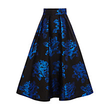Buy Coast Rita Skirt, Blue Online at johnlewis.com