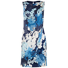 Buy Damsel in a dress Cerulean Print Dress, Blue Online at johnlewis.com