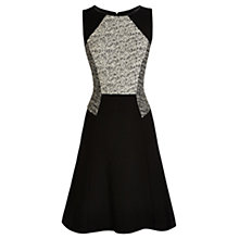 Buy Coast Trent Dress, Mono Online at johnlewis.com