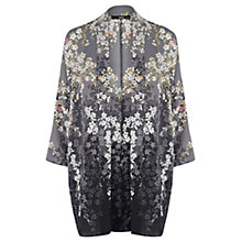 Buy Oasis Falling Willow Kimono Jacket, Multi Online at johnlewis.com