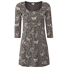 Buy White Stuff Maple Tunic Dress, Nightshade Online at johnlewis.com