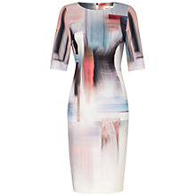Buy Damsel in a dress Moonlight Print Dress, Multi Online at johnlewis.com