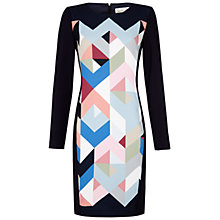 Buy Damsel in a dress Twilight Print Dress, Navy/Multi Online at johnlewis.com