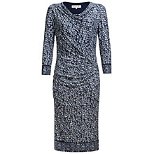 Buy Damsel in a dress Storm Print Dress, Blue Print Online at johnlewis.com