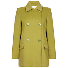 Buy Damsel in a dress Stratosphere Jacket, Sage Online at johnlewis.com