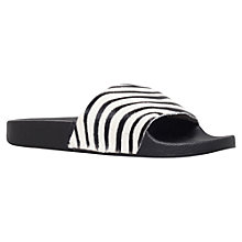 Buy KG by Kurt Geiger Mars Sliders Online at johnlewis.com