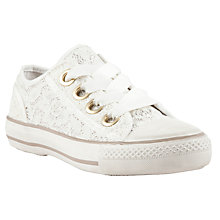 Buy Ash Vicky Trainers, White Online at johnlewis.com